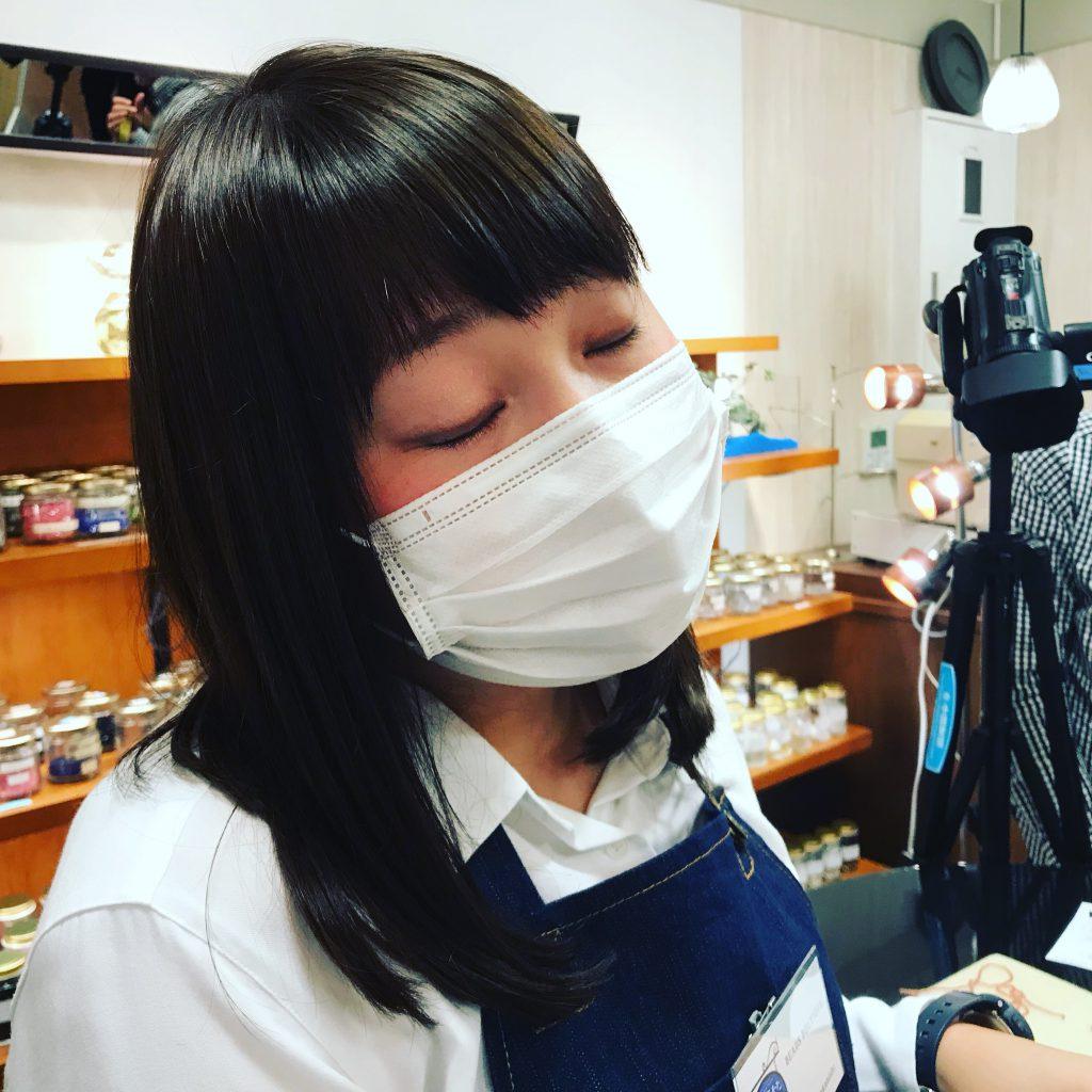 作り方 マスク ホルダー